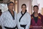 Eesha Koppikhar at 'Women's Self Defense Seminar' Pic 1