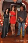 Ekta Kapoor, Priyanka Chopra And Sanjay Gupta Launch of Shootout At Wadala's item song 'Babli Badmaash'