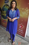 Farah Khan Promotes The MasterChef India 3 on the sets of Nach Baliye 5