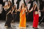 Gaelyn Mendonca, Pooja Salvi and Evelyn Sharma in Nautanki Saala Movie Stills