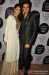 Genelia D'souza Deshmukh And Ritesh Deshmukh attend Lakme Fashion Week 2013 Day 4
