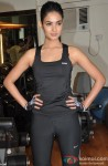 Hot Sonal Chauhan Hits The Gym Pic 1