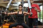 Hot Sonal Chauhan Hits The Gym Pic 3