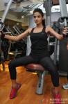 Hot Sonal Chauhan Hits The Gym Pic 4