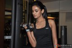 Hot Sonal Chauhan Hits The Gym Pic 5