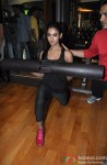 Hot Sonal Chauhan Hits The Gym Pic 7