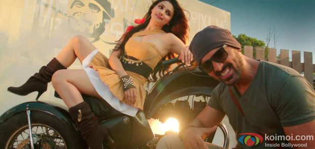 Still from I Me Aur Main Movie