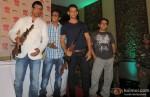 Jaaved Jafferi and Sharman Joshi at 'War Chhod Na Yaar' First Look Launch Pic 2
