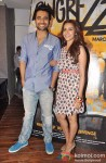 Jackky Bhagnani And Priya Anand promote 'Rangrezz' Movie Pic 1
