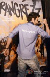 Jackky Bhagnani promote Rangrezz Movie Pic 1