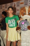 Jacqueline Fernandez unveils PETA campaign at LFW 2013 Pic 6