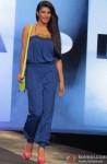 Jacqueline Fernandez walk the ramp for Vero Moda