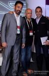 Kamal Hassan And Mahesh Bhatt Rahul Bose at FICCI Frames 2013 Pic 1