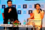 Karan Johar And Kajol at FICCI Frames 2013 Pic 2