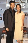 Karan Johar And Kajol at FICCI Frames 2013 Pic 3