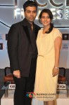 Karan Johar And Kajol at FICCI Frames 2013 Pic 1