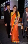 Karan Johar And Kareena Kapoor at FICCI Frames 2013