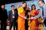 Karan Johar, Soon Tae Park, Andy Birb, Kareena Kapoor, Naina Lal Kidwai at FICCI Frames 2013