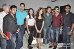 Ketan Karande, Sheetal Shah, Bipasha Basu, Behzaad Khan, Shaleen Malhotra promotes 'Aatma' on the sets of Tv show Arjun