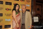 Kiran Juneja And Ramesh Sippy at 12th Teacher's Achievement Awards 2013