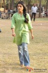Konkona Sen on the sets of 'Ek Thhi Naayka' Pic 2