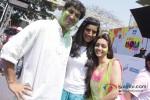 Kunaal Roy Kapur, Gaelyn Mendonca And Pooja Salvi play Holi at 'Zoom Holi Party'