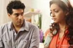 Kunaal Roy Kapur and Pooja Salvi in Nautanki Saala Movie Stills