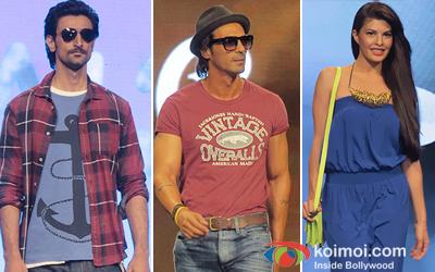 Kunal Kapoor, Arjun Rampal And Jacqueline Fernandez Walk in the Ramp