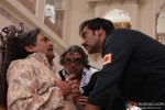Mahesh Manjrekar, Paresh Rawal and Ajay Devgn in Himmatwala Movie Stills