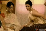 Mahie Gill and Anjana Sukhani In Saheb Biwi Aur Gangster Returns Movie Stills