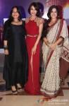 Malaika Arora Khan And Vidya Balan at 'The Indian Film Festival of Melbourne 2013' Press Meet Pic 3