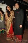 Malaika Arora Khan And Arbaaz Khan attend Lakme Fashion Week 2013 Day 4