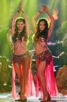 Maryam Zakaria and Scarlett Wilson in Bajatey Raho Movie Stills Pic 3