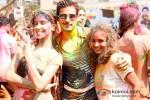 Mohit Malhotra play Holi at 'Zoom Holi Party' Pic 1