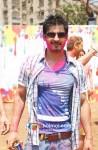 Mohit Malhotra play Holi at 'Zoom Holi Party' Pic 2