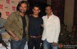 Mukul Dev, Sharman Joshi and Jaaved Jafferi at 'War Chhod Na Yaar' First Look Launch