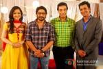 Muskaan Mehani, Arshad Warsi, Dheeraj Kumar And Sunil Grover promote 'Jolly L.L.B.' Movie on the sets of 'Safar Filmy Comedy Ka' Pic 2