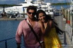 Neil Nitin Mukesh and Sonal Chauhan In 3G Movie Stills Pic 2