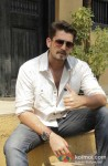 Neil Nitin Mukesh shoot Holi song for film 'Dussehra'