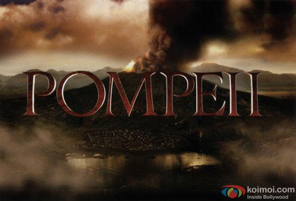 POMPEII Movie Image
