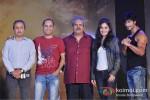 Pooja Chopra And Vidyut Jamwal performs stunts at 'Commando' music launch Pic 2