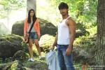 Pooja Chopra and Vidyut Jamwal in Commando Movie Stills