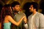 Pooja Salvi, Kunaal Roy Kapur and Ayushmann Khurrana in Nautanki Saala Movie Stills
