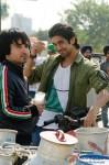 Prabal Panjabi and Saqib Saleem in Mere Dad Ki Maruti Movie Stills