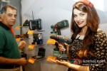 Prachi Desai At Launch of DIY Square-touch-feel-try center by BOSCH Pic 5