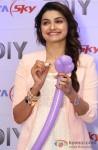 Prachi Desai at 'Tata Sky' Event Pic 3