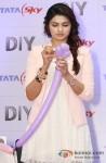 Prachi Desai at 'Tata Sky' Event Pic 4