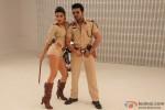 Priyanka Chopra and Ram Charan Teja in Zanjeer 2013 Movie Stills Pic 1