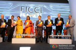 Ramesh Sippy, Preneet Kaur, Naina Lal Kidwai, Soon Tae Park, Andy Birb at-FICCI-Frames-2013 at FICCI Frames 2013