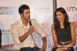 Ranbir Kapoor And Deepika Padukone At Yeh Jawaani Hai Deewani Trailer Launch Pic 3